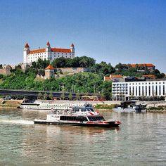 plavba loďou Bratislava